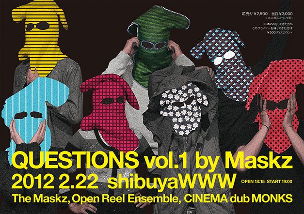 QUESTIONS vol.1 by Maskz
